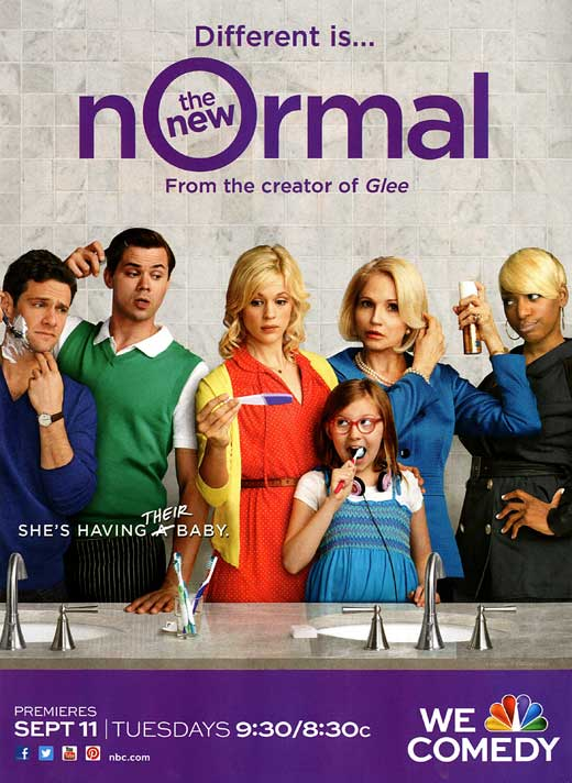 The New Normal (2012) [Saison 01 Vostfr] [E01 a 20/;;] HDTV & HD