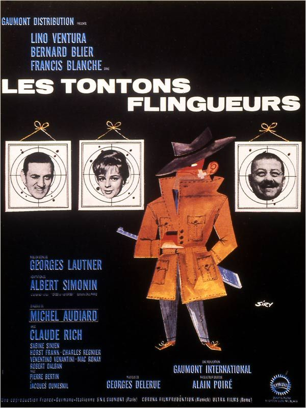 Les Tontons flingueurs [FRENCH] [DVDRiP] [MULTI]