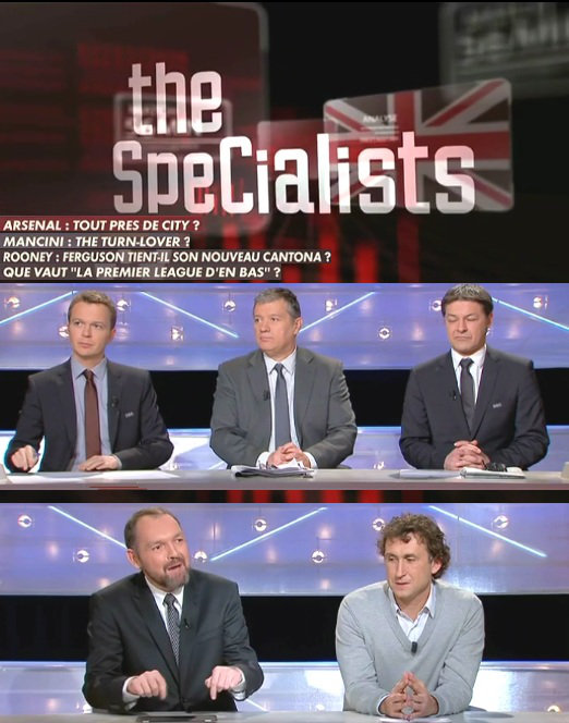 The Specialists du 13 Mars 2012 [TVRiP | FRENCH]
