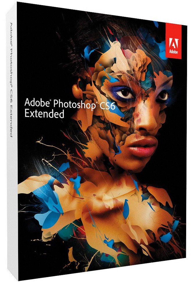 Adobe Photoshop CS6 13.0.1 Extended Final Multilanguage cracked