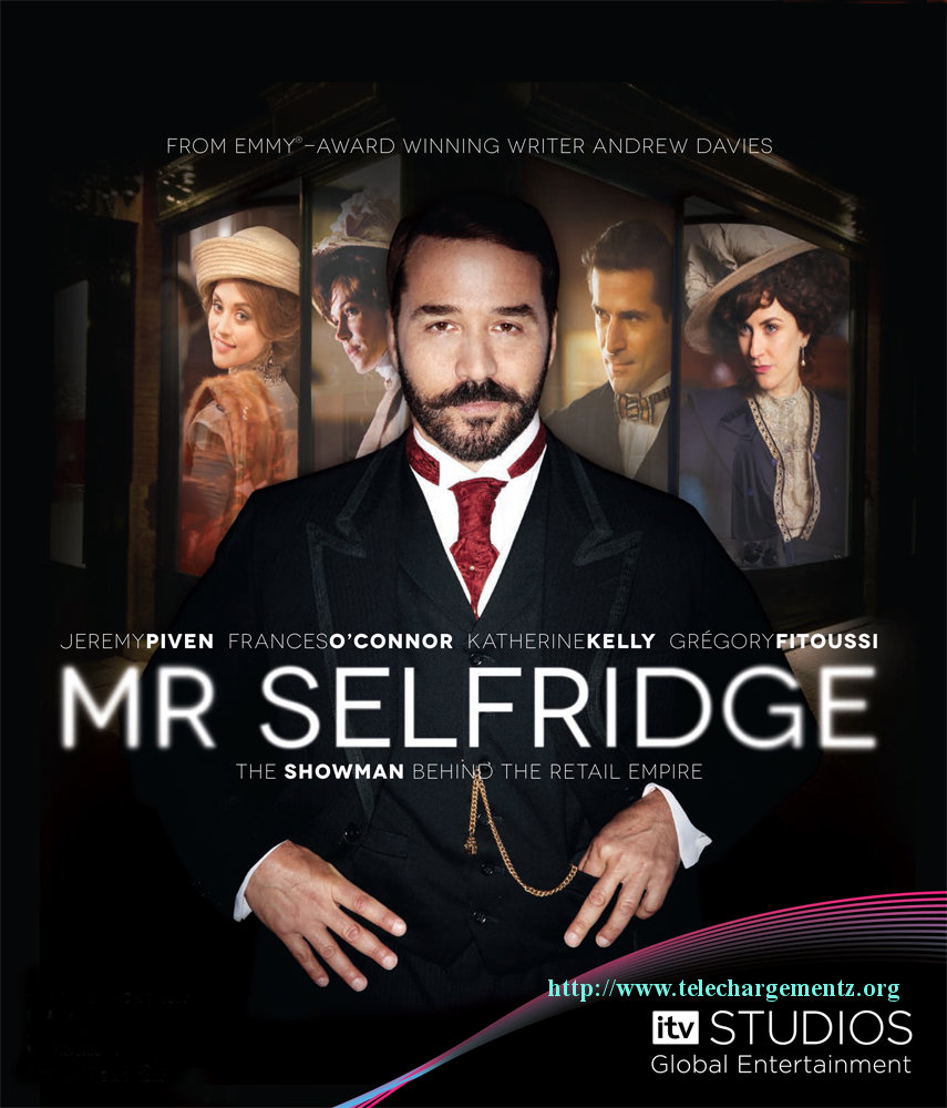 Mr. Selfridge[Saison 02 Vostfr] [E01/13] HDTV & HD 720