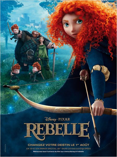 Rebelle 2012 [FRENCH.BDRIP] 1 CD + BRRIP AC3