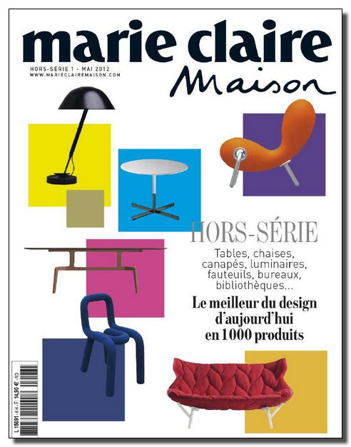 Marie Claire Maison HS N°1 - Mai 2012 [NEW/HQ/SsTags/MULTI]
