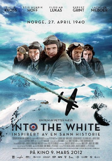 Into the White affiche