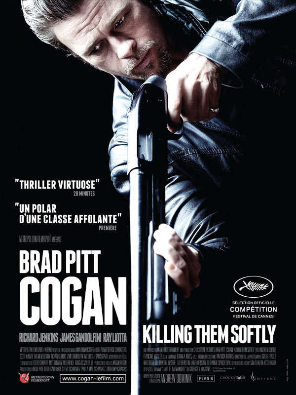 Cogan : Killing Them Softly |TRUEFRENCH| [BRRiP] [AC3]