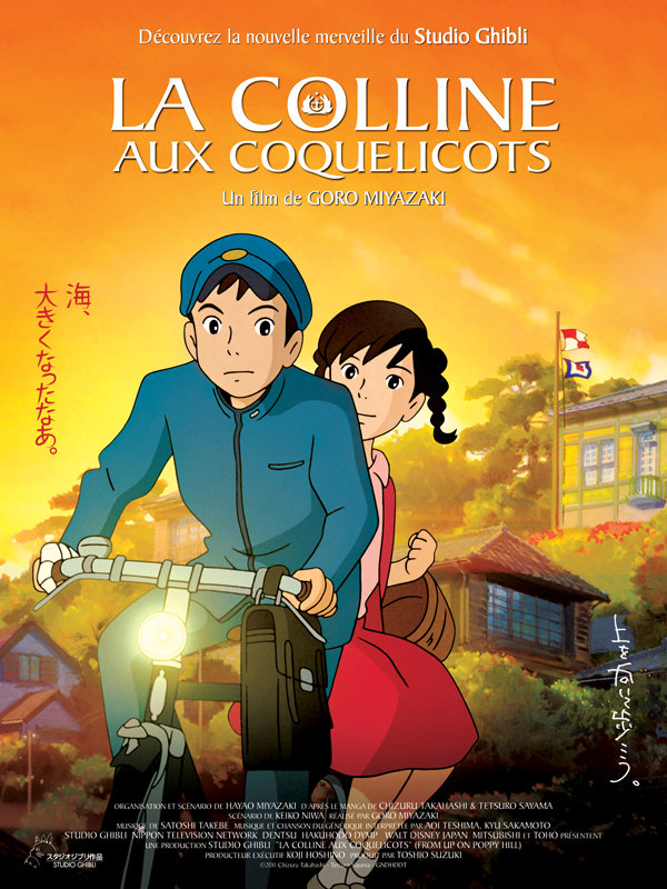La Colline Aux Coquelicots 2011 [FRENCH] [BDRiP-1Cd] et [BRRIP-Ac3]