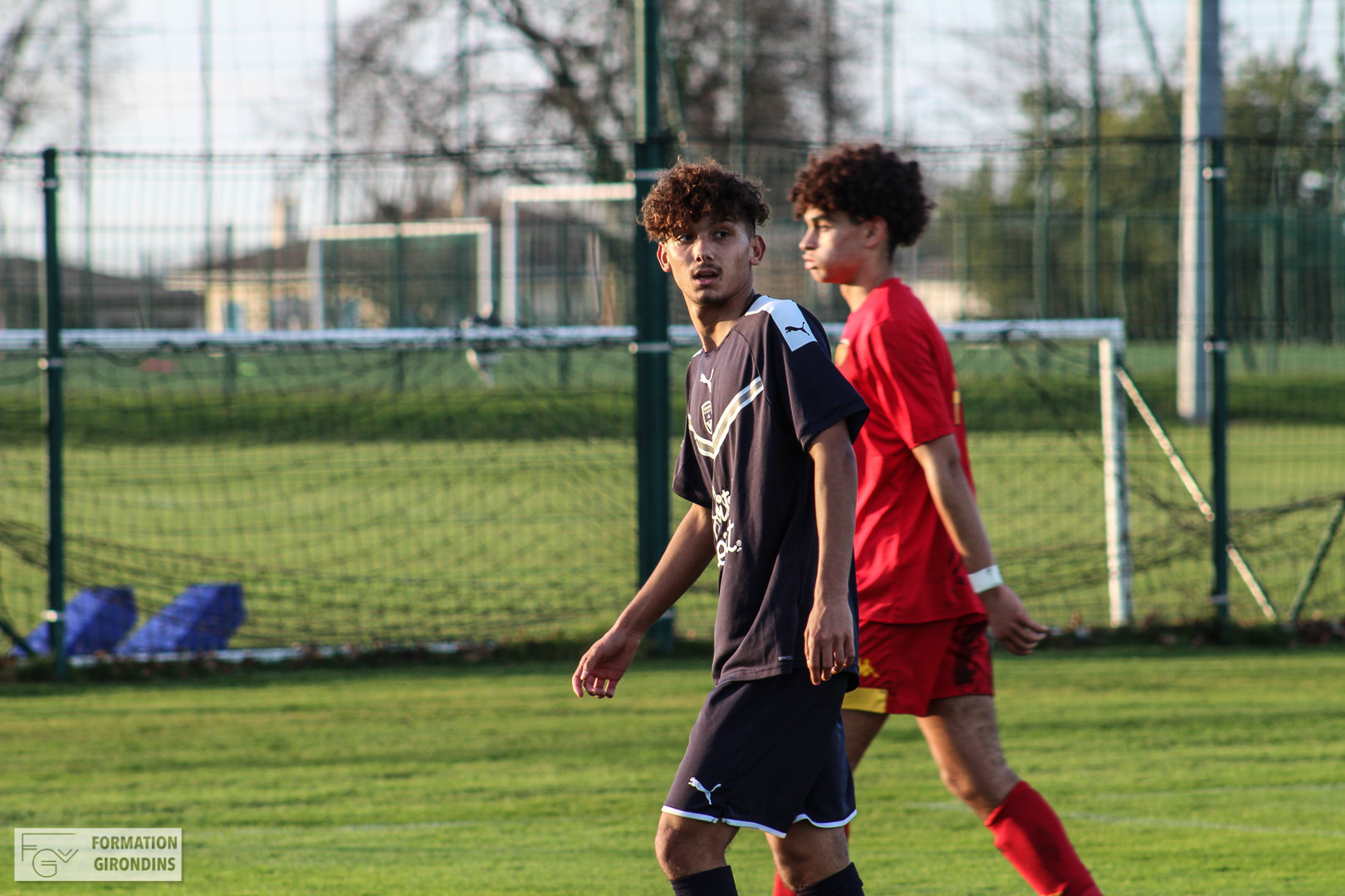 Cfa Girondins : Bordeaux s'incline face au Mans - Formation Girondins