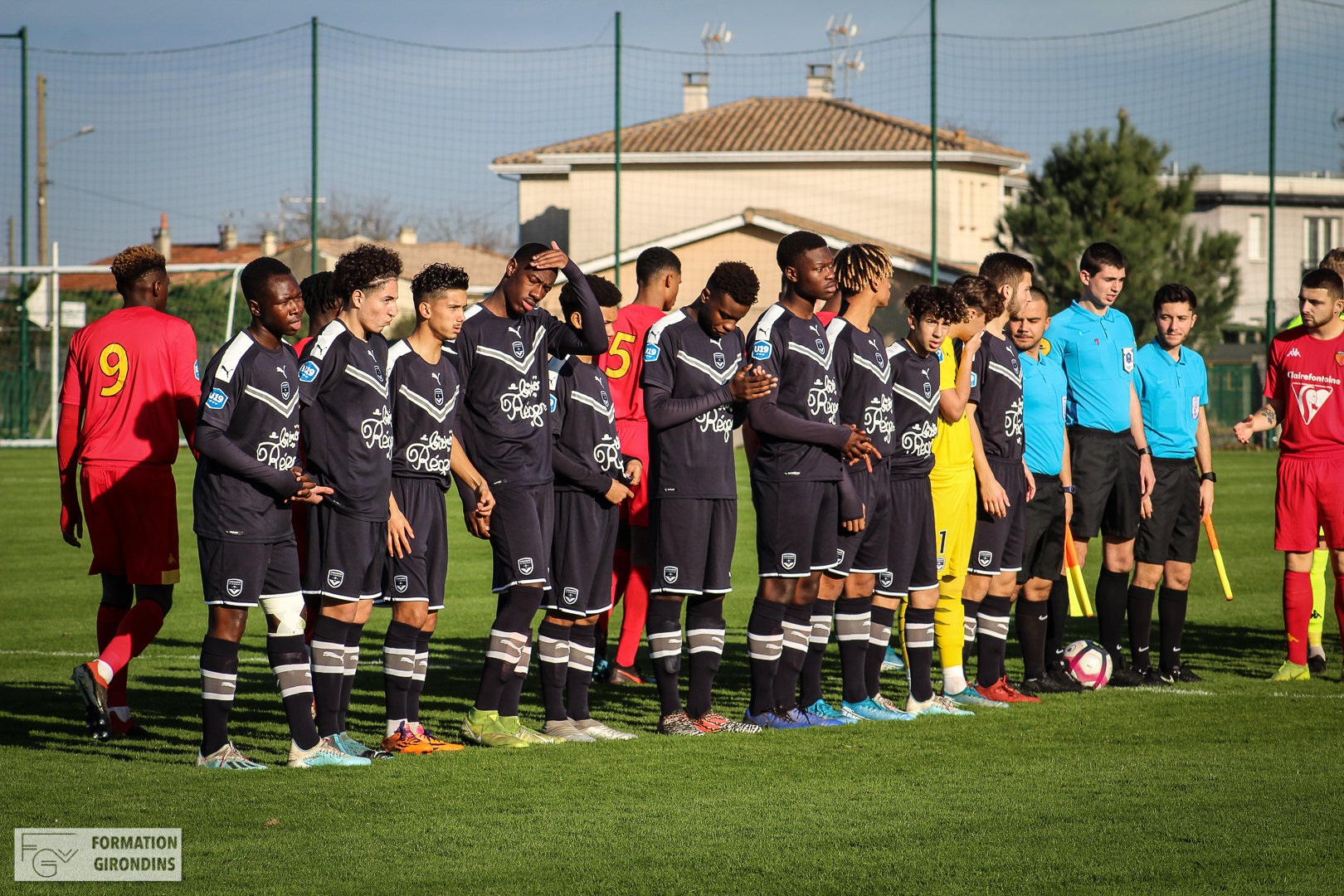 Cfa Girondins : Match amical contre la Real Sociedad  demain - Formation Girondins