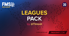 [FM20] Mega Pack (216 Nations + 1 continental competition) by @Timo@