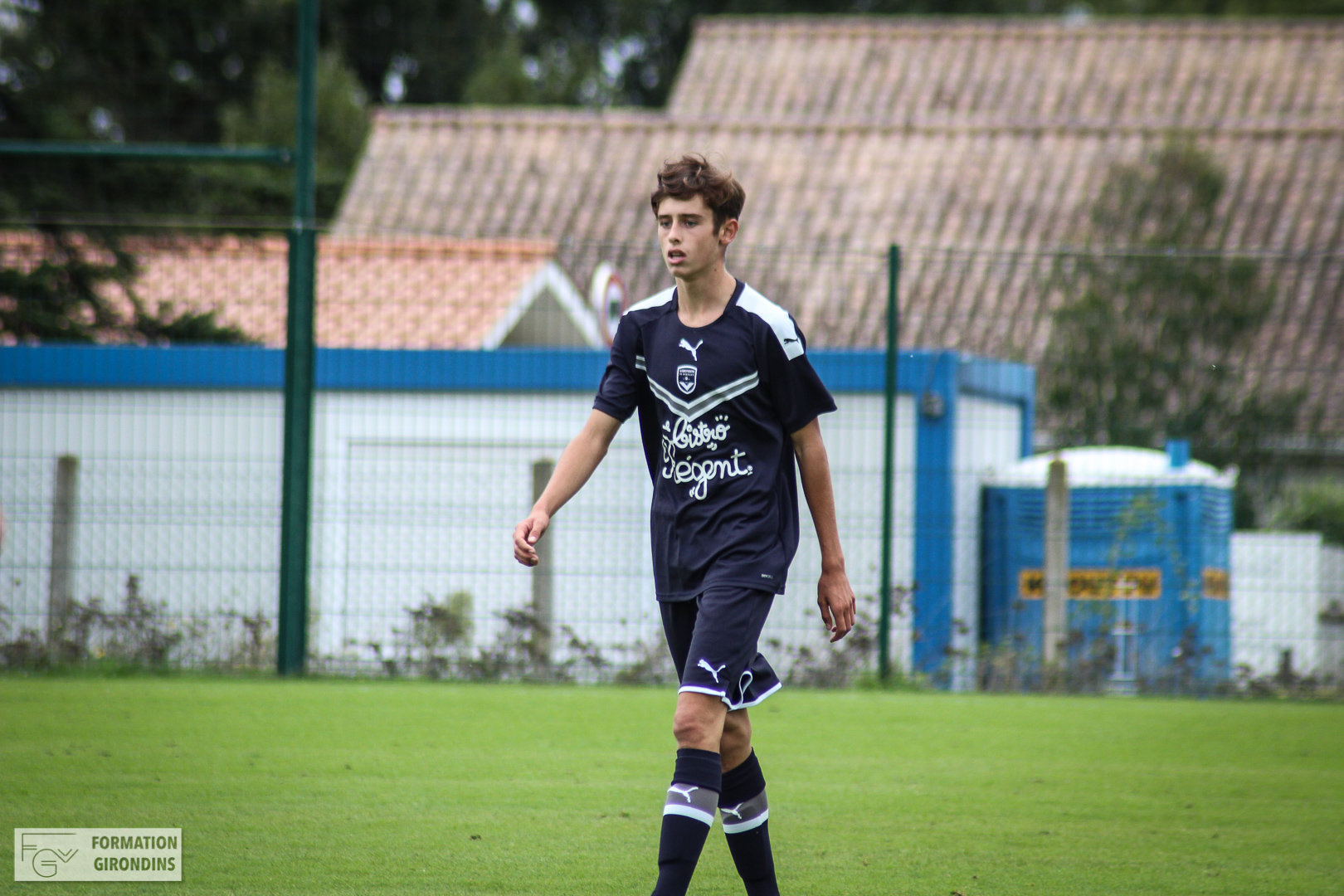 Cfa Girondins : Les Girondins joueront finalement en coupe ce week-end - Formation Girondins