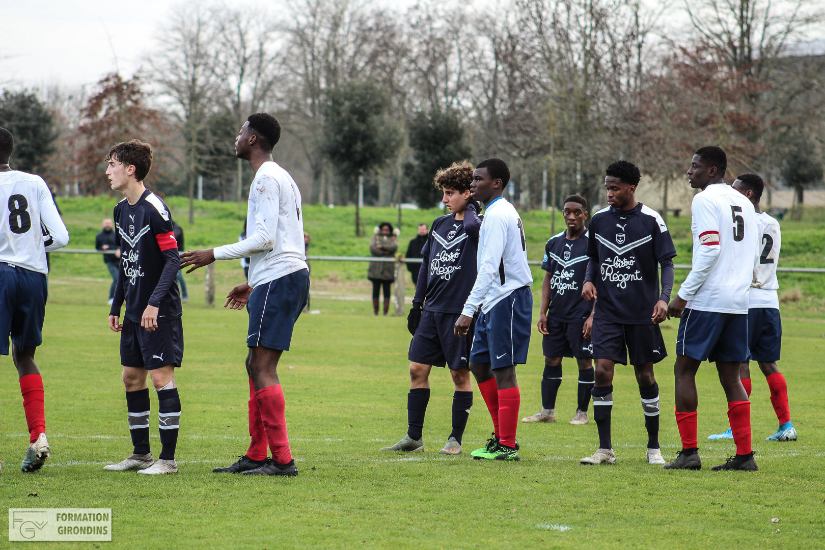 Cfa Girondins : Gros programme ce week-end - Formation Girondins