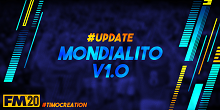 [FM20] Mondialito (10 Levels / 1,240 Teams) - By @Timo@ Update 20.3.0