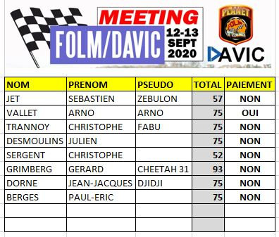 MEETING FOLM/DAVIC H9ye
