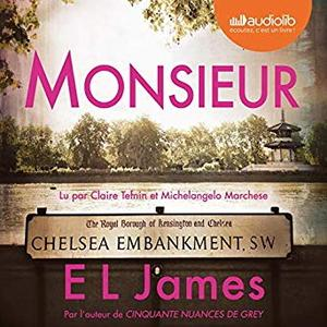 "E.L. James, ""Monsieur"""