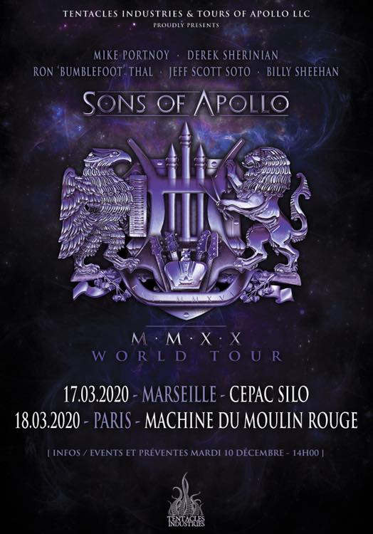 Sons Of Appolo