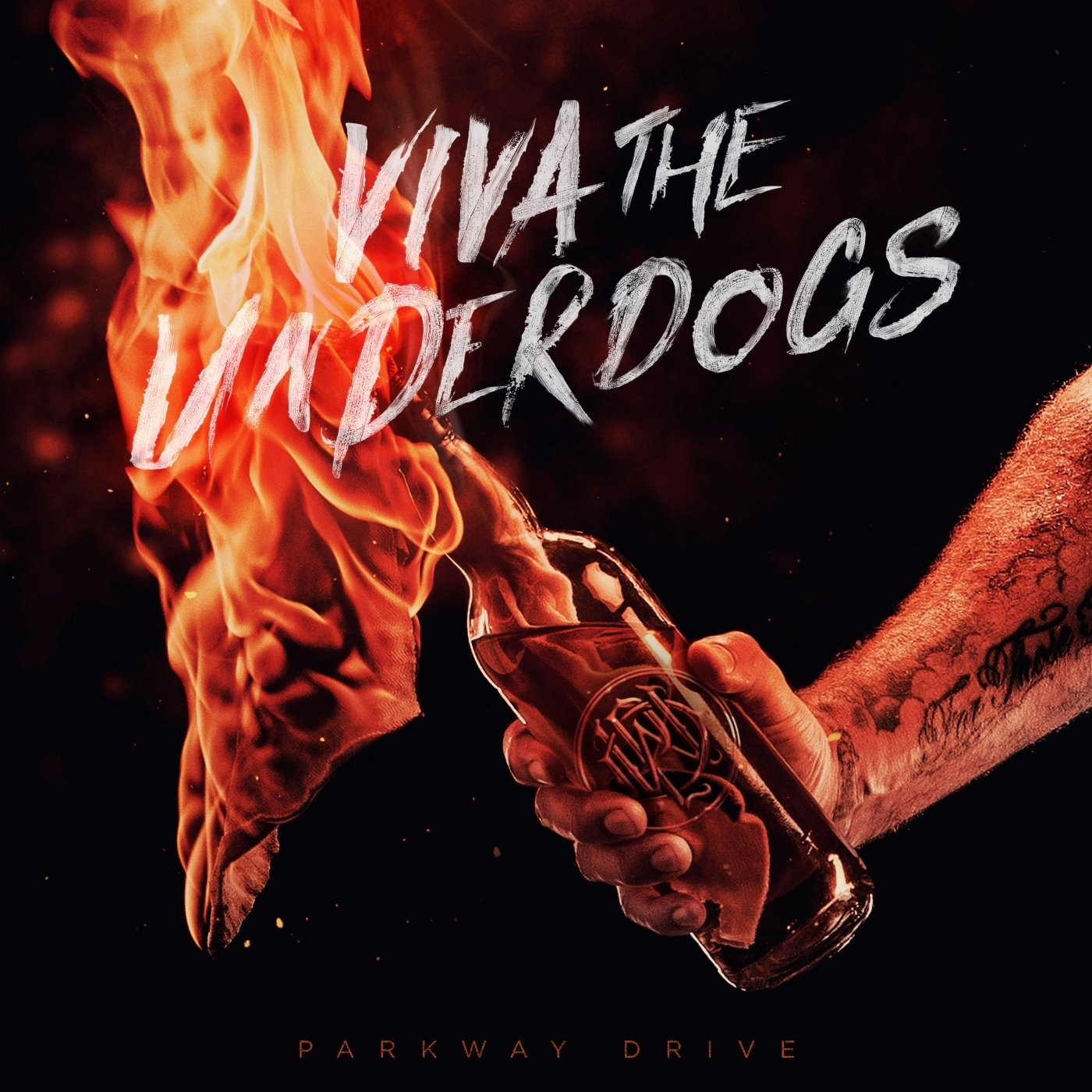 Parkway Drive : Viva The Underdogs