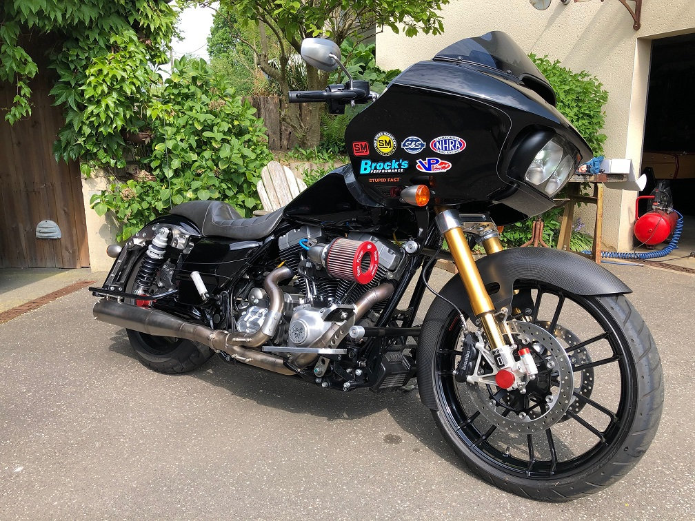 MODIFICATIONS ROAD GLIDE 2015 - Page 13 Sfde