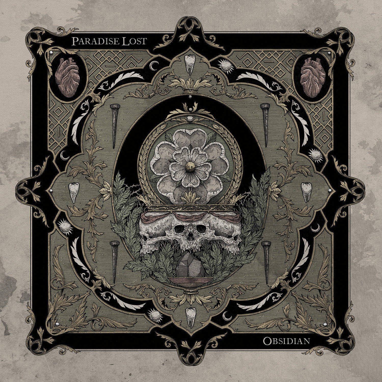 Paradise Lost : Obsidian