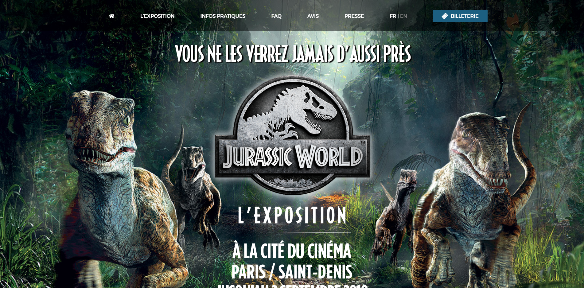 Jurrassic World