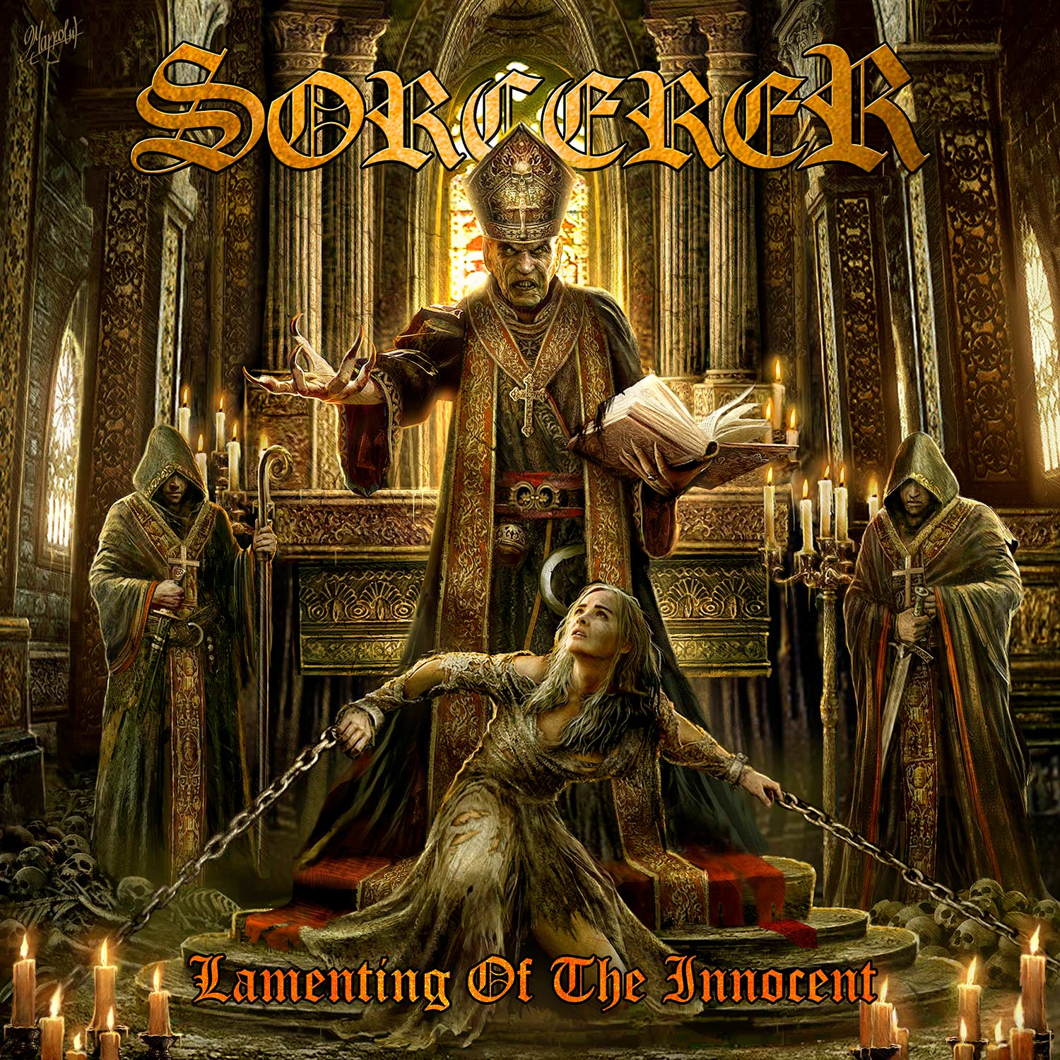 Sorcerer : Lamenting Of The Innocent