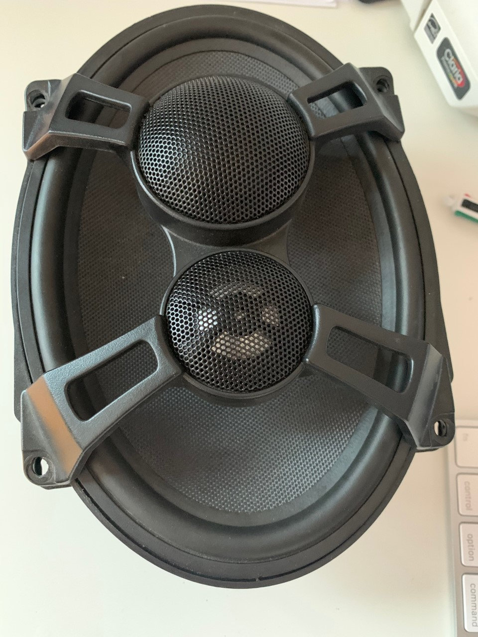Speaker arrière Stage 2 boom audio Dqs2