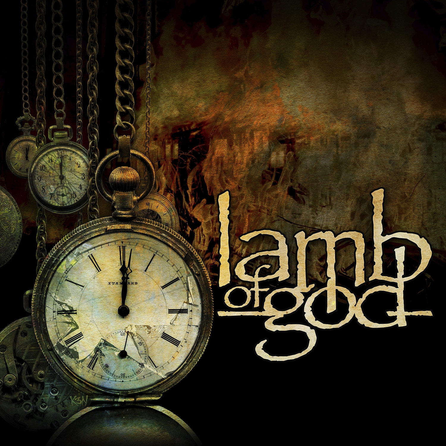 Lamb Of God : Lamb Of God