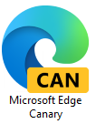 TÉLÉCHARGER Microsoft Edge Canary