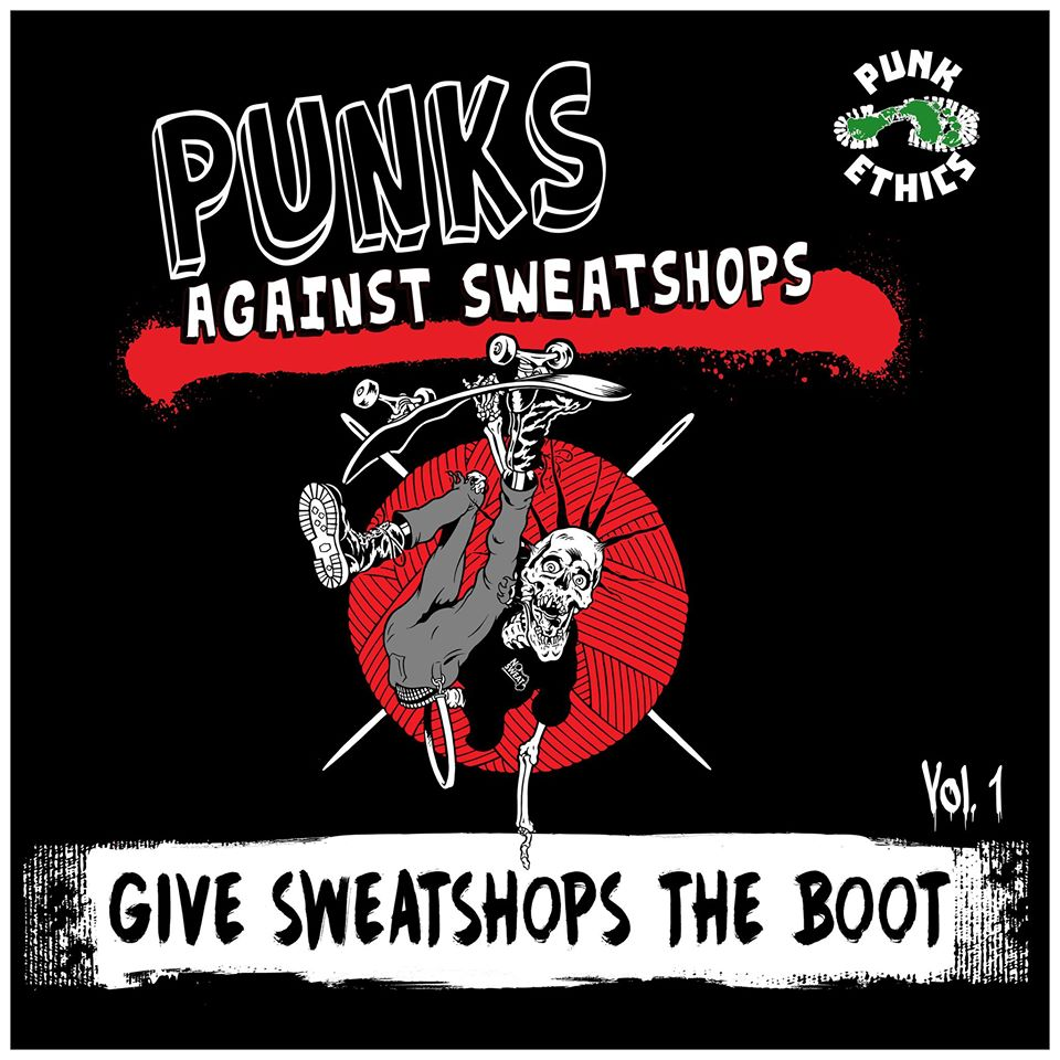 Give Sweatshops the Boot - Vol.1 (2020)
