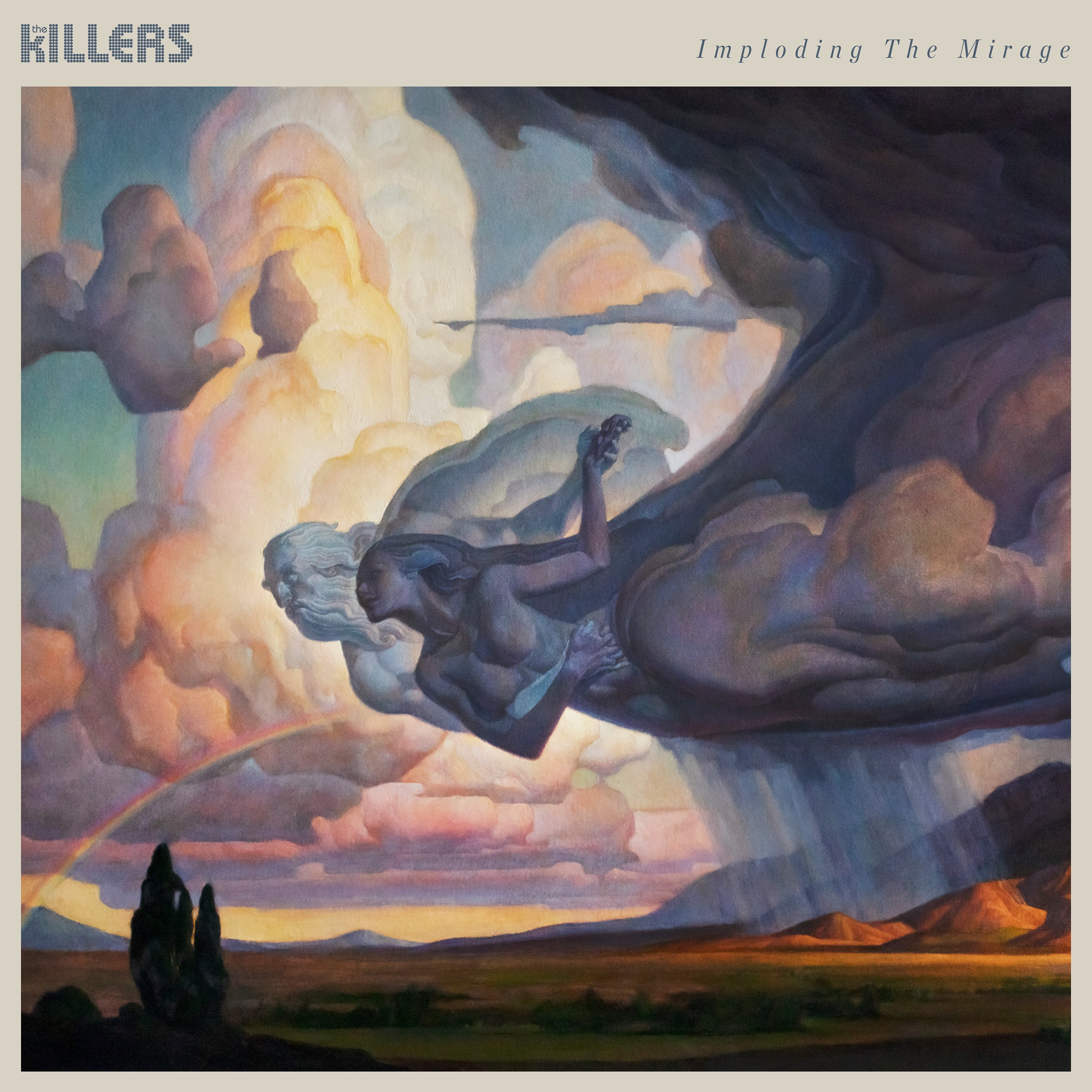 The Killers : Imploding The Mirage