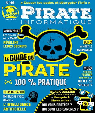 Pirate Informatique N°46 – Septembre-Novembre 2020