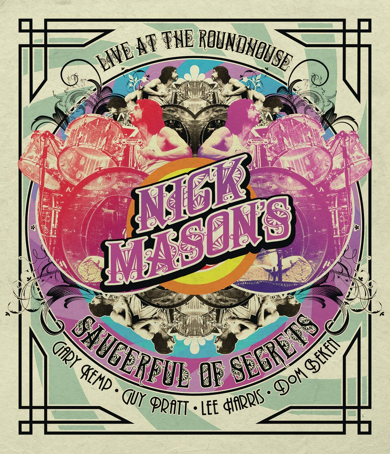 Nick Mason's Saucerful Of Secrets : Live At The Roundhouse