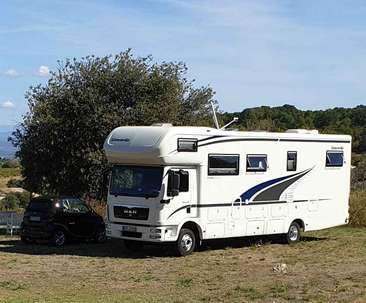 location emplacement camping car camping ardèche