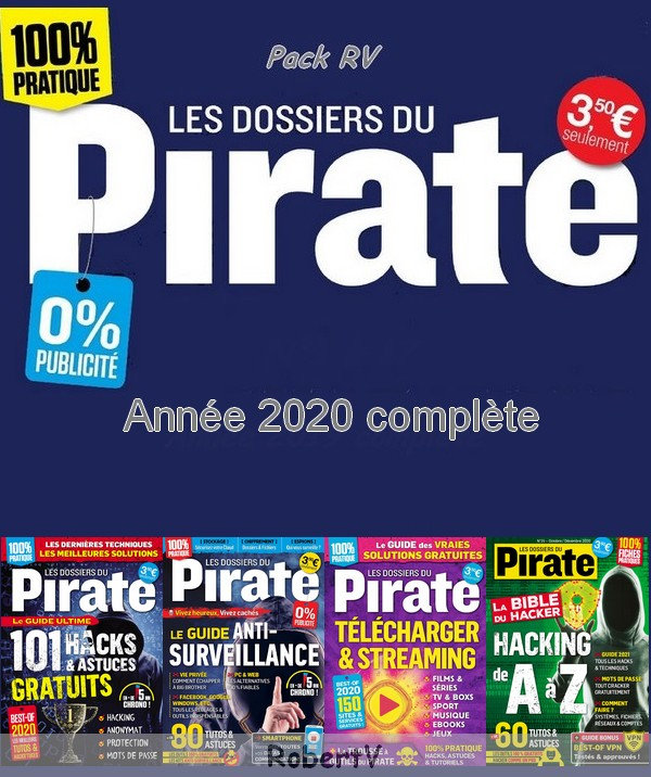 Pirate Informatique - Les Dossiers du Pirate - Full 2020