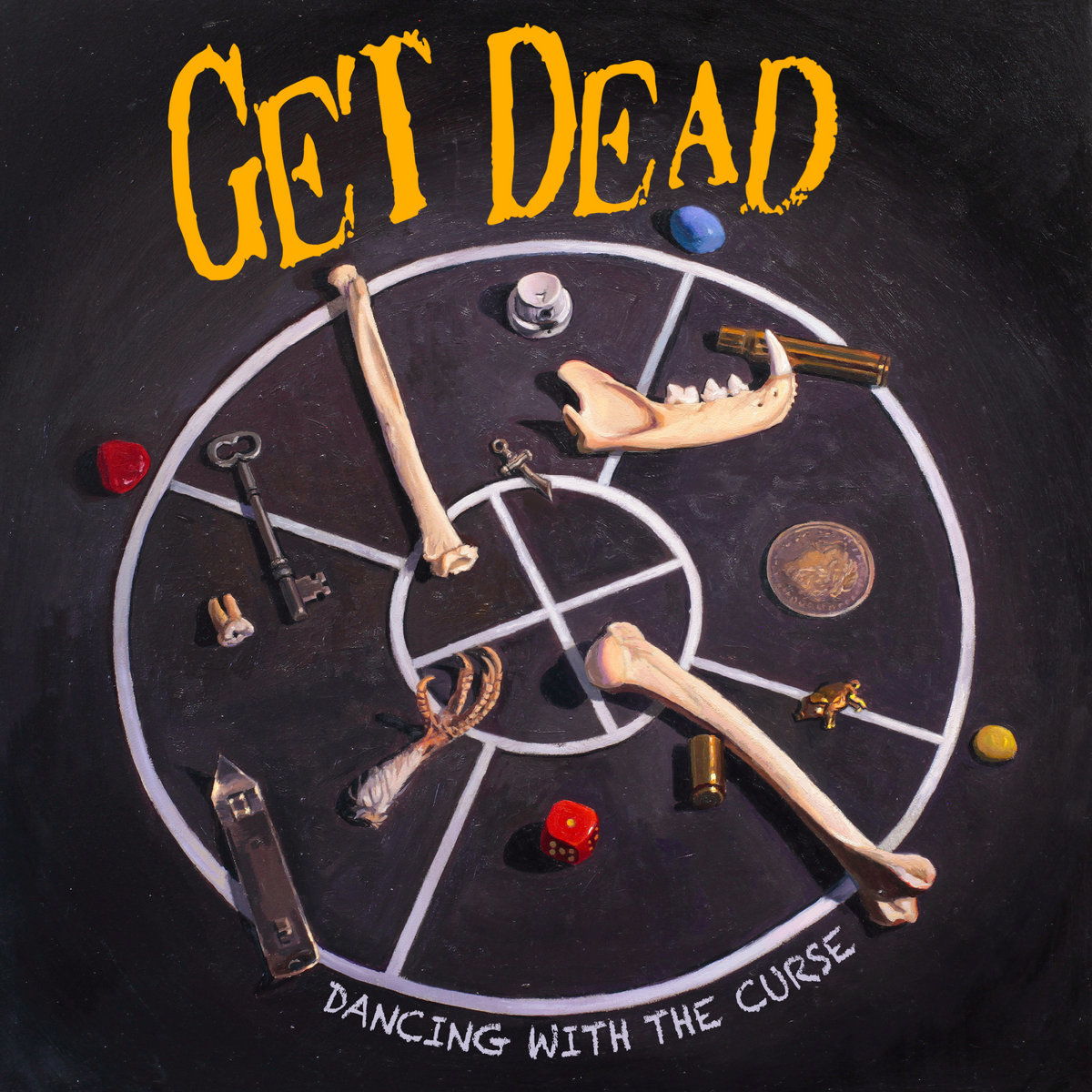 Get Dead - Dancing With The Curse