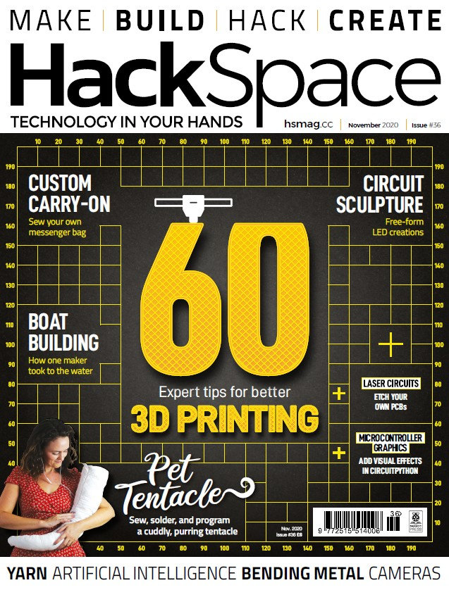 HackSpace - Issue 36 - November 2020