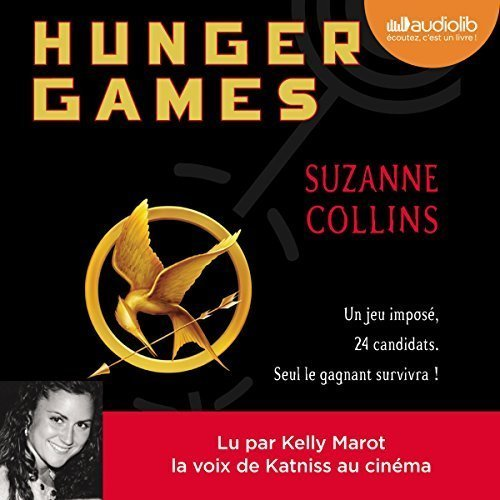 HUNGER GAMES - TOME 1 - SUZANNE COLLINS - [LIVRE AUDIO] [MP3-320KPS]