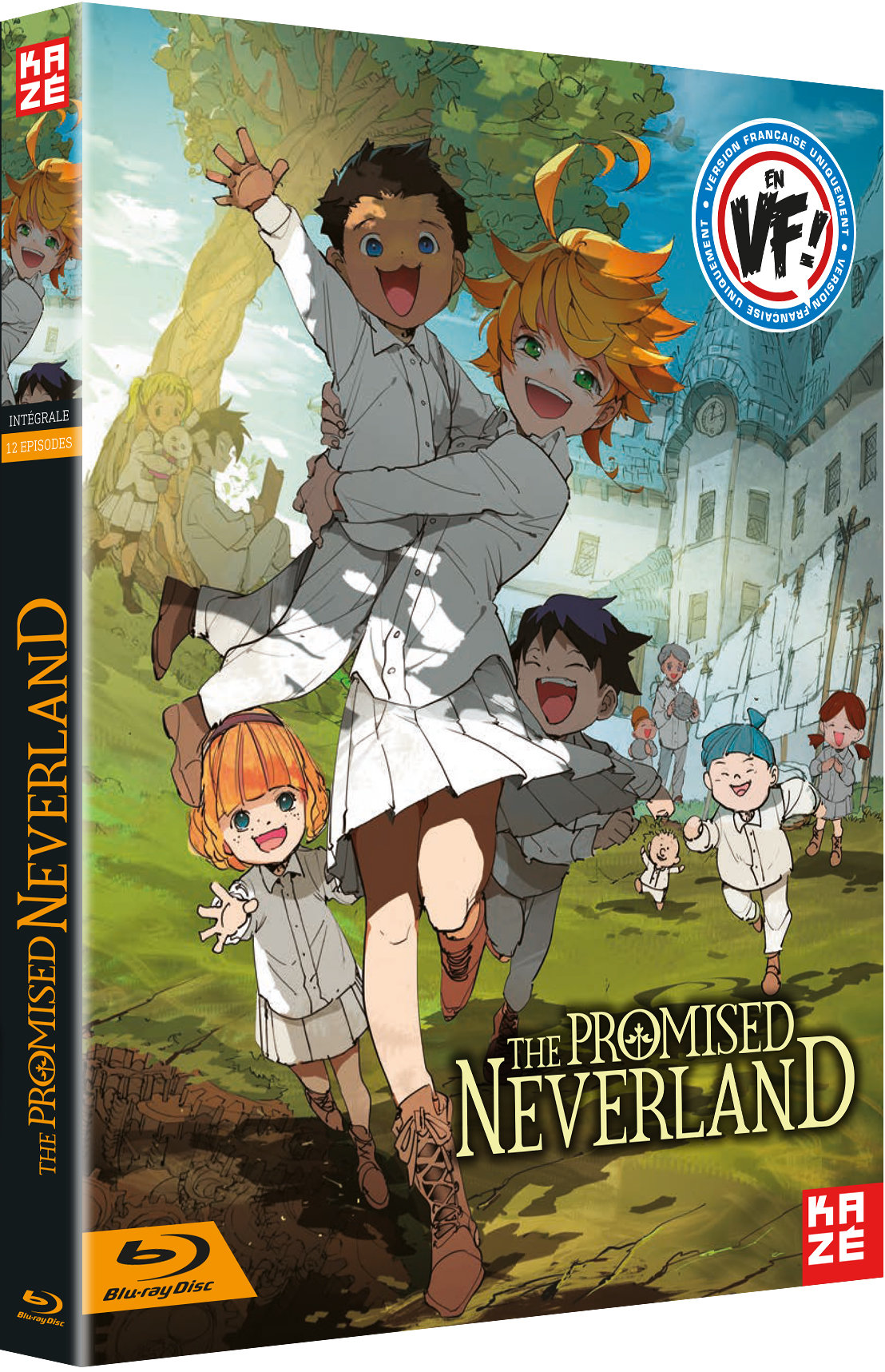 Agenda Culturel : The Promised Neverland