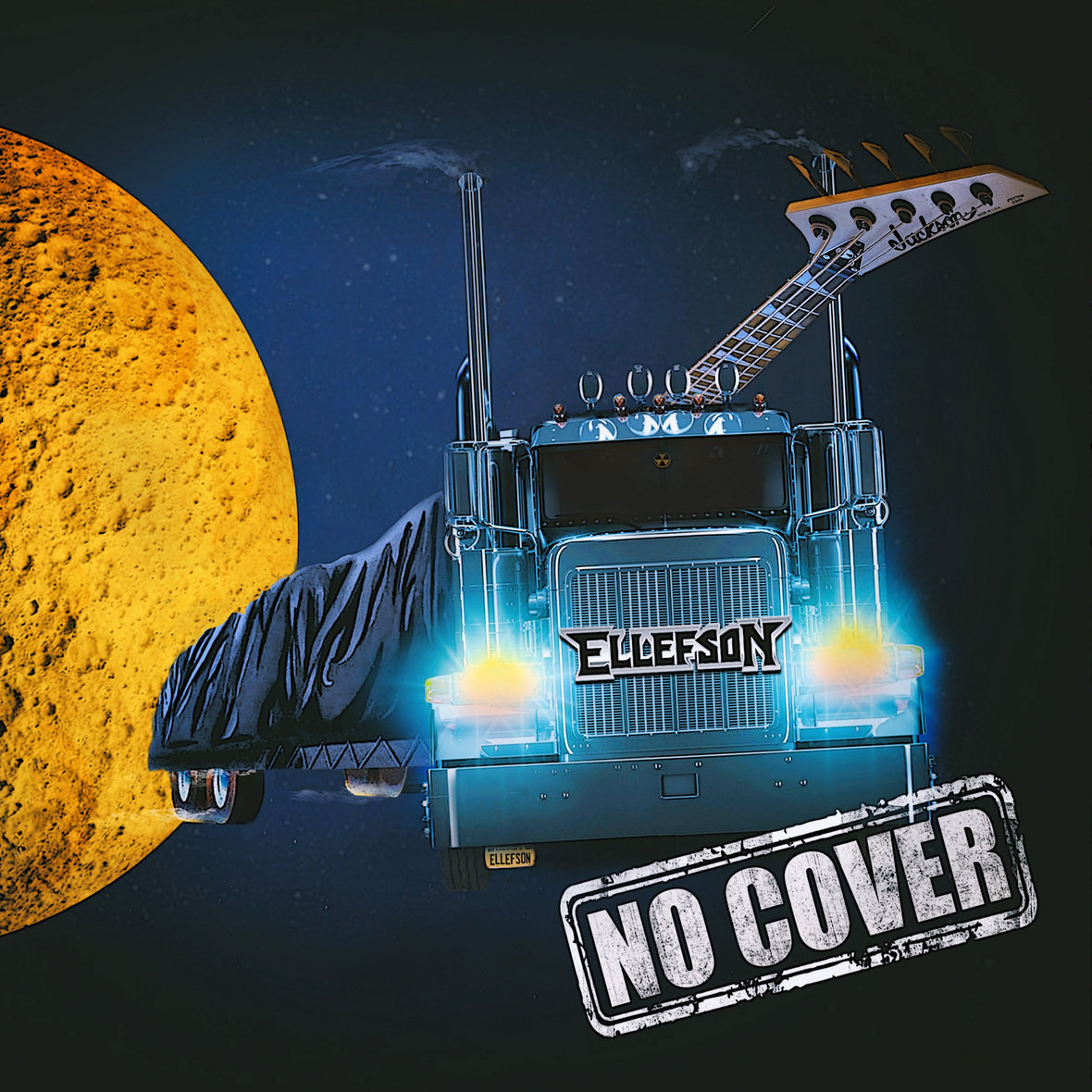 Ellefson : No Cover