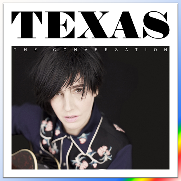 Texas - The Conversation (Deluxe Edition - 2 CD) [2013] [MP3 - 320 Kbps]