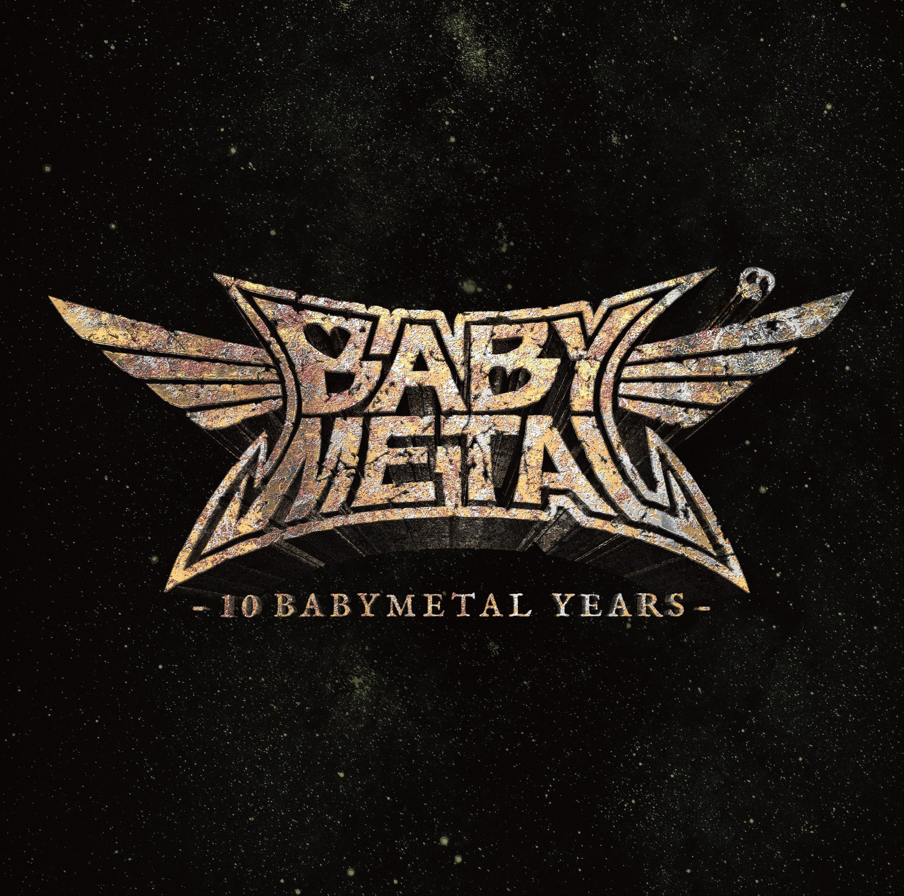 BabyMetal : 10 BABYMETAL Years - édition simple