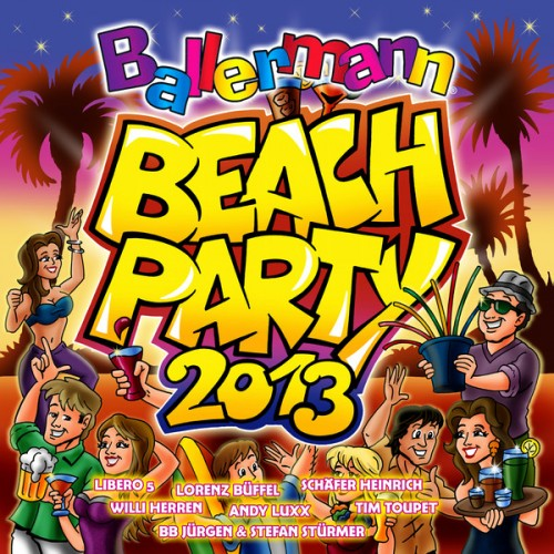 Ballermann Beach Party 2013 [Multi]