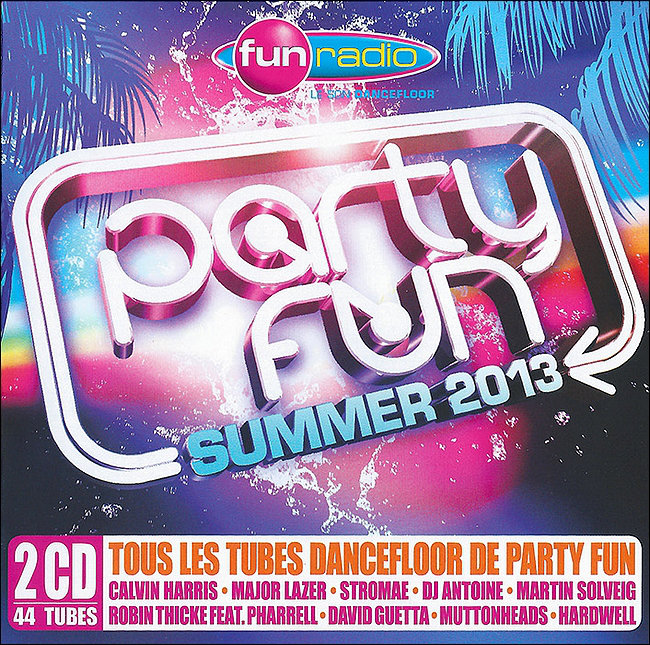Fun Radio - Party Fun Summer (2013)