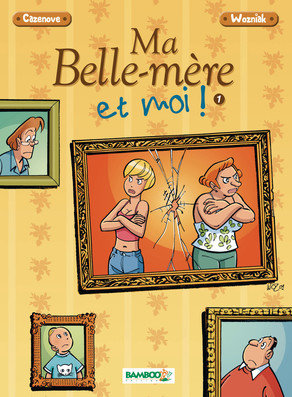 [Multi]  Ma belle-mere et moi Tome 01 [BD]