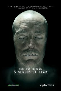 Chilling Visions : 5 Senses of Fear [VOSTFR] affiche