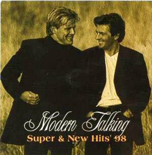 Modern Talking - Super & New Hits 98 (The Very Best) [Multi]