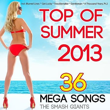 The Smash Giants - Top Of Summer (2013) [Multi]