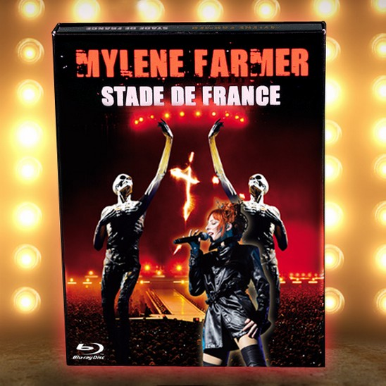 Mylène Farmer - Stade De France (2013)