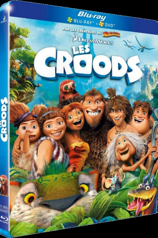 Les Croods | Multi | Blu-Ray 1080p Remux