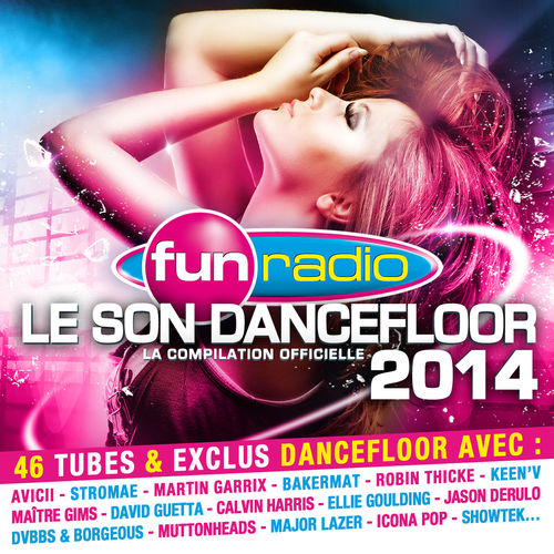 Fun Radio - Le Son Dancefloor 2014 [Multi]