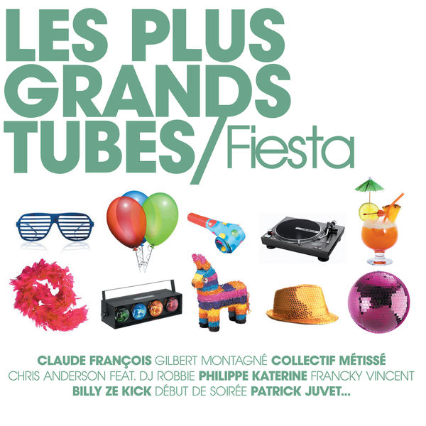 Les Plus Grands Tubes Fiesta (2013) [Multi]